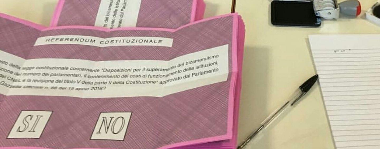 Referendum Costituzionale, affluenza in Irpinia al 14,51%