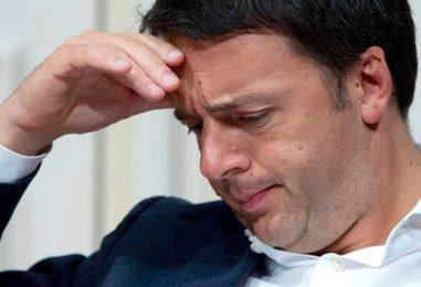 """Fine corsa per Renzi: """"Mi dimetto, l'esperienza del mio Governo finisce qui"""""""