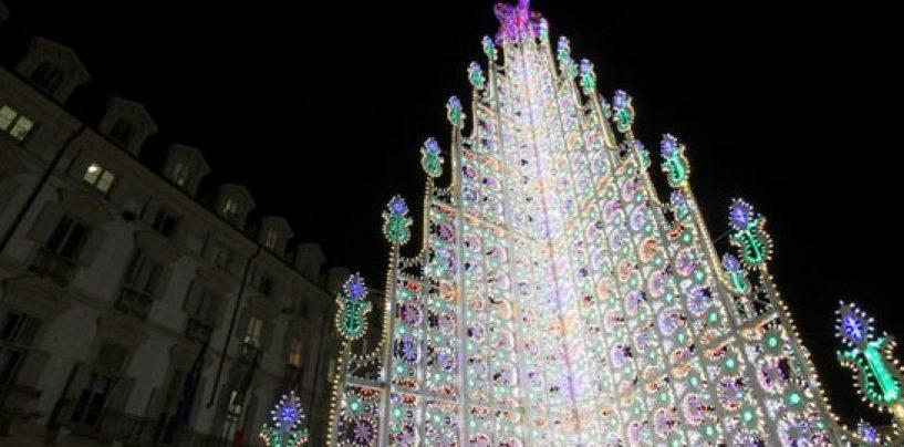 FOTO/ Natale 2016, i migliori alberi d'Italia: Avellino meglio di Roma