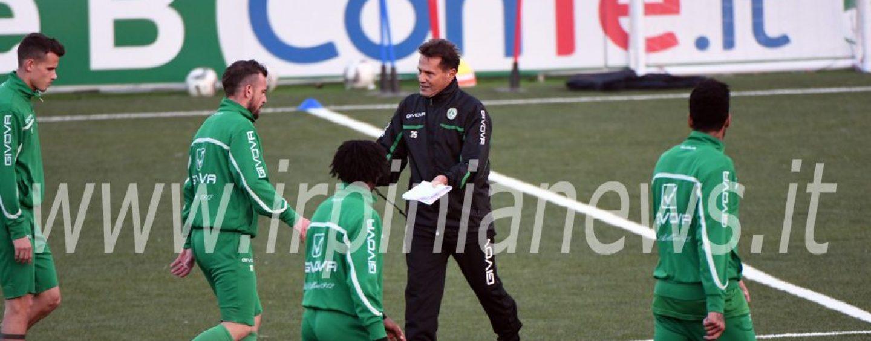 Avellino Calcio – Sette reti in amichevole: Novellino stimola le riserve