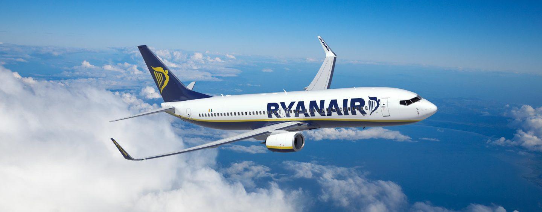 Ryanair a Napoli: 17 nuove rotte, un milione di clienti P.A.