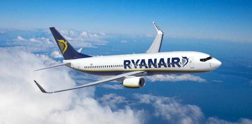 RyanAir, nuove offerte a prezzi stracciati da Napoli
