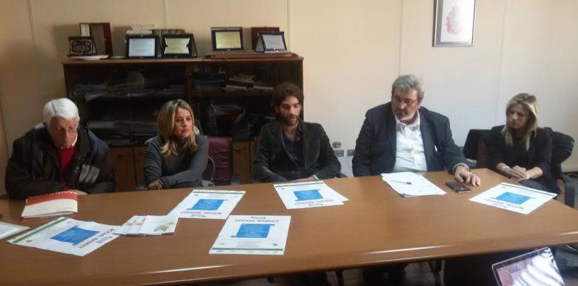 """Presentato Social Basket, Gambardella: """"Sarò a disposizione dei giovani"""""""