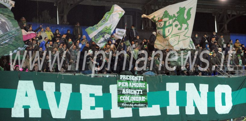 Casertana-Avellino, 800 biglietti per gli ospiti: tutte le disposizioni