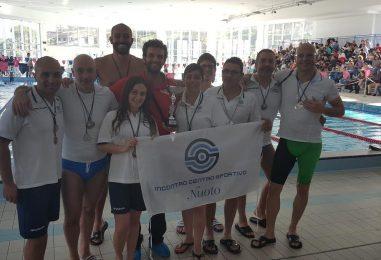 Campionati Regionali Open nuoto pinnato, News Sporting In al terzo posto