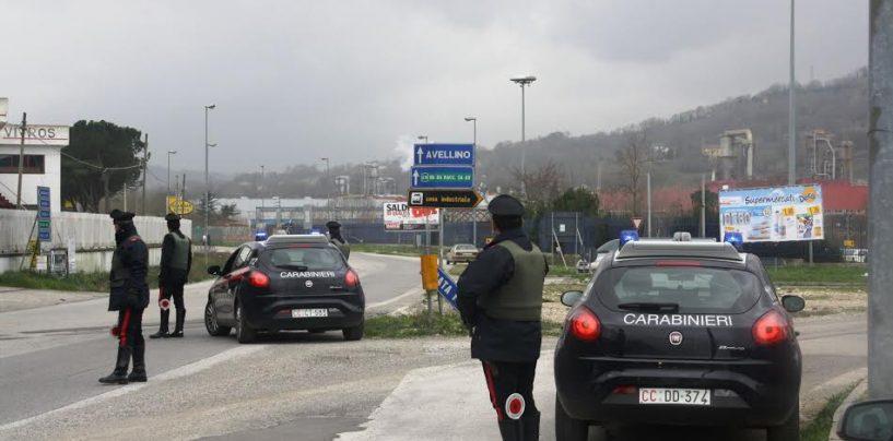 Contrasto ai furti, bloccato ad Altavilla pregiudicato napoletano 59enne