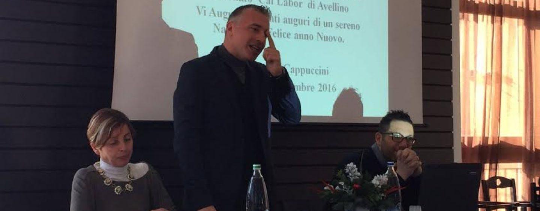 """Confimprenditori Avellino, Santoli stila il bilancio del 2016: """"Anno di importanti risultati"""""""