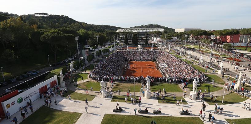Dalla Tennis Academy al Foro Italico