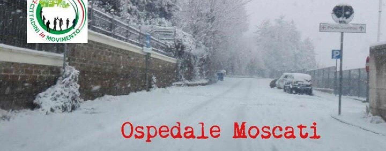 FOTO/ Neve, caos e disagi ad Avellino. La protesta corre sul web