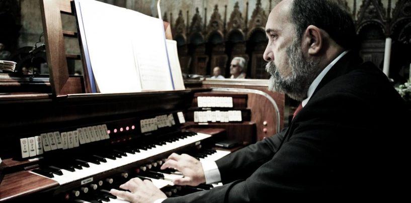 Rassegna di Musica d'organo, ad Avellino i virtuosismi di Giovanni Picciafoco