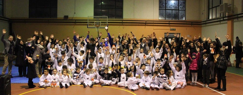 Taekwondo, esami sociali per gli atleti del Maestro D'Alessandro