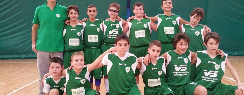 Vito Lepore Basket, 3°e 4°posto Torneo nazionale Ostia