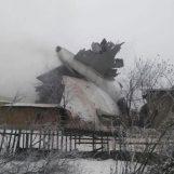 Precipita aereo in Kirghizistan, 37 morti