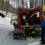VIDEO/ Avellino: ritrovati i due sciatori dispersi nel comprensorio sciistico di Lago Laceno