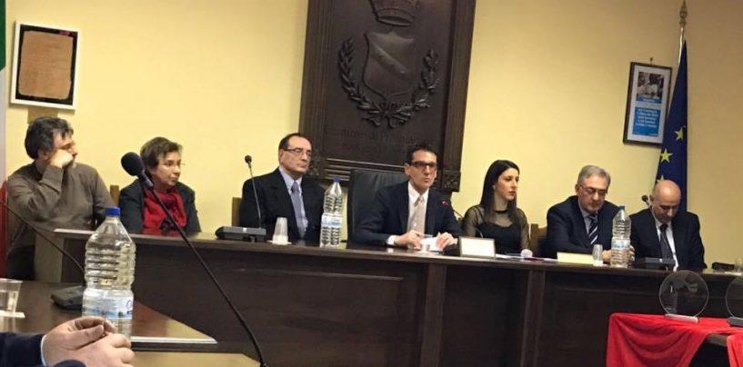 Cerimonia Premio Pratola Serra nel Mondo