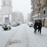 Emergenza neve, disposta chiusura delle scuole a Benevento