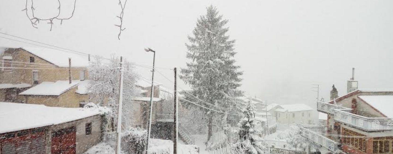 Non si ferma l'ondata di gelo: weekend sotto zero in Irpinia