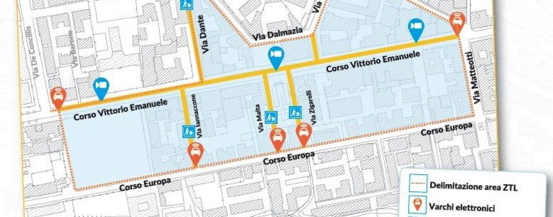 Avellino, scattano le Zone a Traffico Limitato: ecco le strade interessate