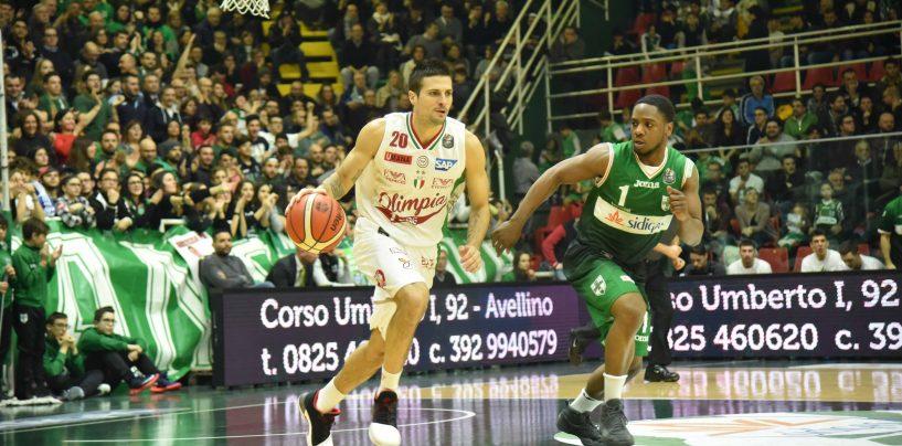 Stoica Sidigas, i campioni d'Italia di Milano si inchinano al Del Mauro