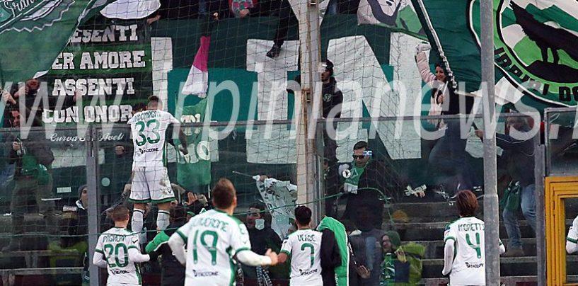 Brescia-Avellino 0-2, la fotogallery dell'impresa del Rigamonti