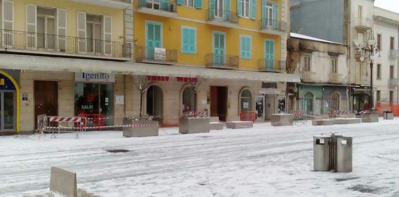 Ancora maltempo e neve ad Avellino, ecco quando