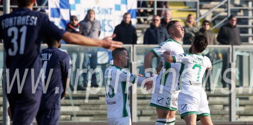 Ardemagni urla due volte a Brescia: l'Avellino rompe il digiuno in trasferta. Rivivi il live