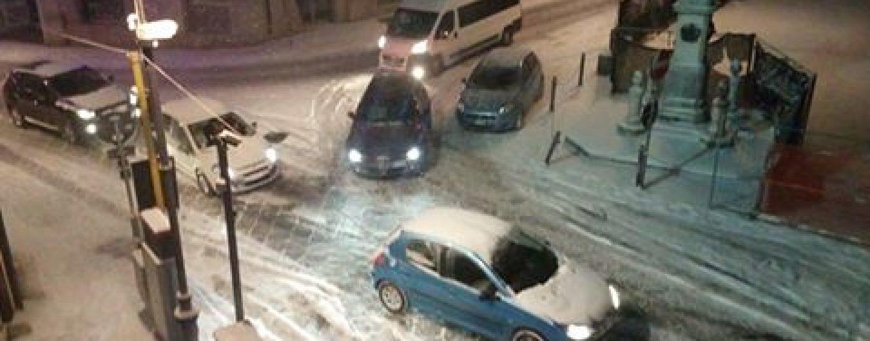 Emergenza neve, la nuova ordinanza di Paolo Foti