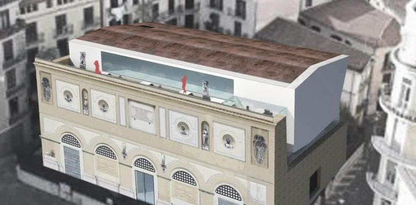 La Dogana deve rivivere: la proposta dei Giovani Architetti per una trasformazione funzionale dell'immobile.