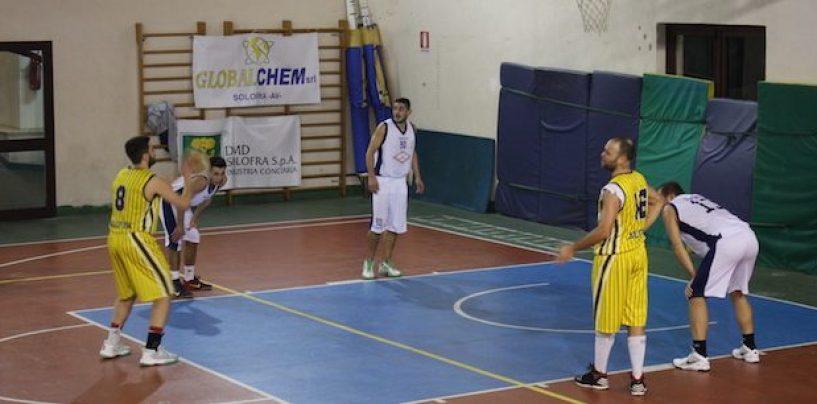 Basket/D – Il Cab Solofra si conferma in vetta, travolta Torre Annunziata
