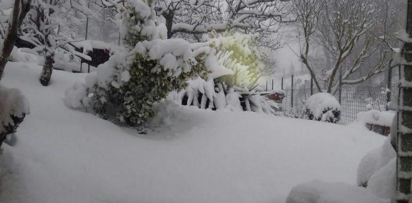 Emergenza neve a Guardia Lombardi, le parole del sindaco