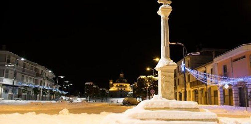 """Lioni, Gioino: """"Polemiche per i disservizi causati dalla neve? Pensiamo all'Italia Centrale"""""""