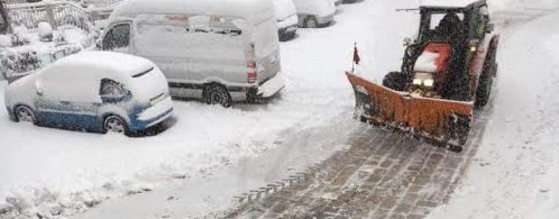Neve e gelo, arriva l'allerta della Protezione Civile