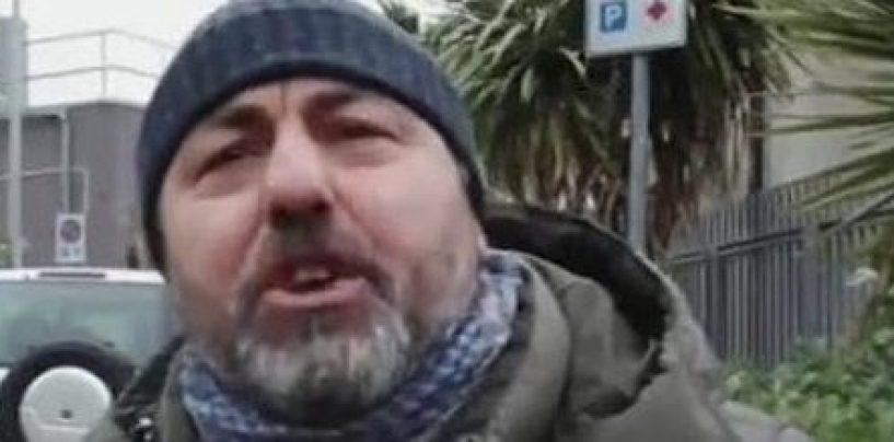 """Tragedia al Rigopiano, il papà di Stefano: """"I morti sono stati uccisi"""""""