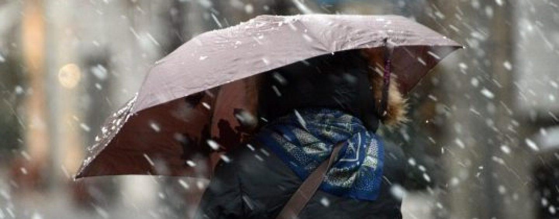 Temporali e vento forte: allerta meteo sulla Campania da mezzanotte