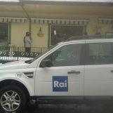 Emergenza neve, telecamere Rai a Montemarano