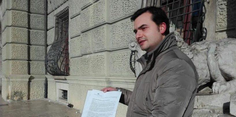 """Stir, Sibilia in Provincia: """"Pronto a finanziare il ricorso dei sindaci"""""""