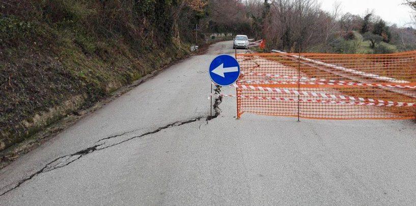 """""""Monteverde rischia l'isolamento da tutti i collegamenti stradali"""""""