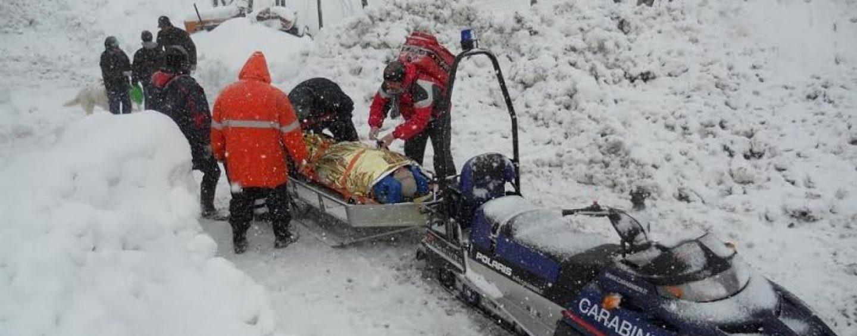 Emergenza neve a Benevento, si mobilitano i Carabinieri. Salvati 30 escursionisti e prestato soccorso ai malati in isolamento