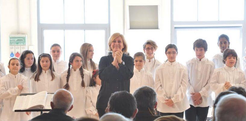 """Conservatorio """"Cimarosa"""", nasce il coro di voci bianche e giovanile """"I cimarosini"""""""