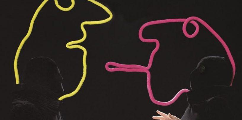 Al Teatro Gesualdo è in arrivo un week end da sogno, con le forme e i colori dei Mummenschanz
