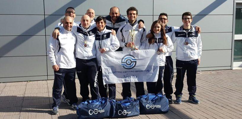 Nuoto pinnato, a Capaccio New Sporting Ariano partecipa con 9 atleti