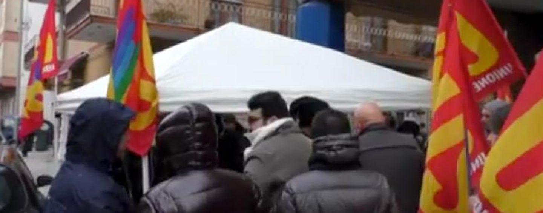 """Asl Avellino, sindacati di base protestano: """"Lavoratori allo stremo"""""""