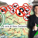 VIDEO/ Ci vuole Costanza! Da Atripalda il caso delle strisce zebrate sul parcheggio riservato ai disabili