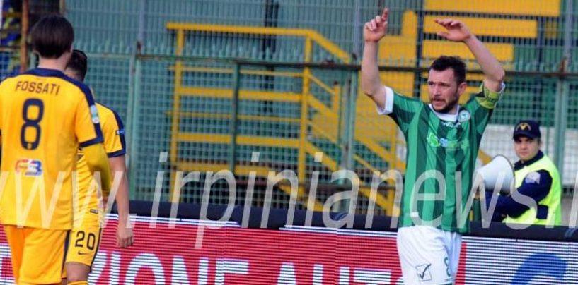 Avellino Calcio – Lupi con i cerotti: tre in infermeria nel post Verona