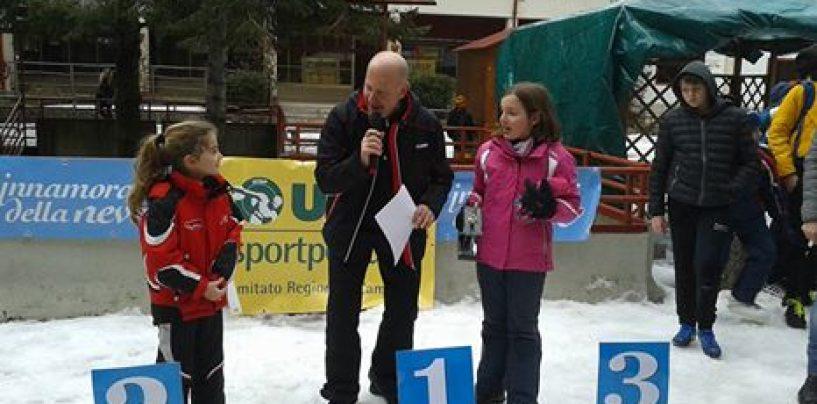 Campionati di sci, degustazioni e tradizioni carnevalesche: a Laceno con la Uisp trionfa l'Irpinia