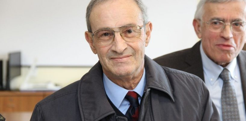 I Vigili del Fuoco festeggiano presidenza onoraria Giuseppe Nicastro