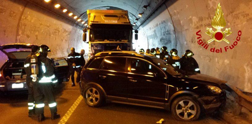 Ennesimo incidente sull'Ofantina: partono due squadre dei Vdf