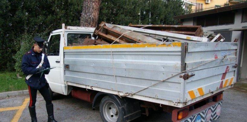 Benevento, inquinamento ambientale: due denunce