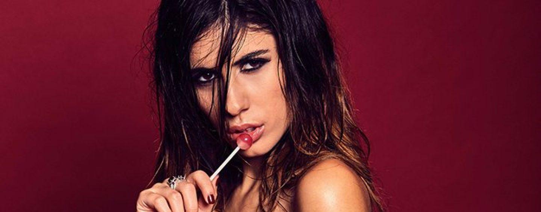 FOTO/ L'irpina Ines Trocchia nuda per Playboy Portogallo
