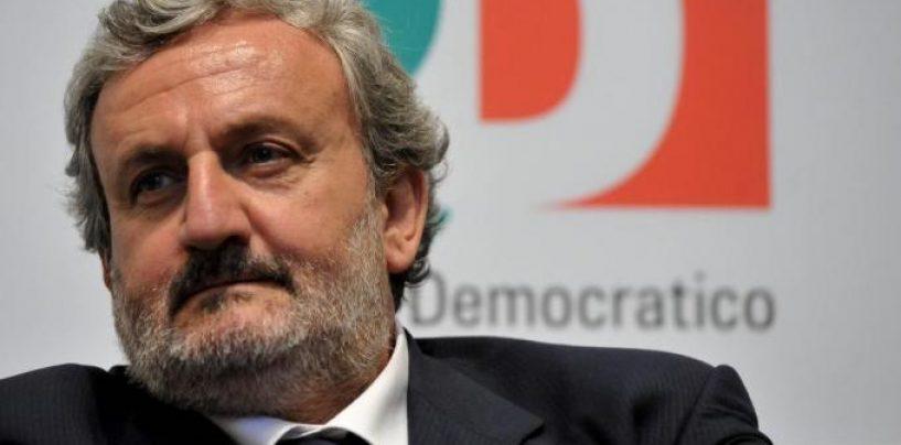 Emiliano resta nel Pd e sfida Renzi: primi contatti ad Avellino
